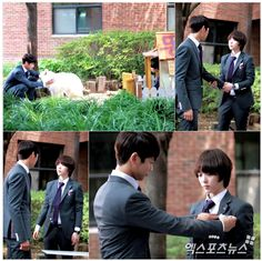 "SHINee's Minho and f(x)'s Sulli meet for the first time on ""To the Beautiful You"""