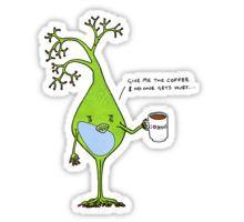 'Caffeinated neuron' Sticker by Cartoon Neuron Samsung Galaxy Cases, Iphone Cases, Neurons, Cartoon Design, Laptop Stickers, Glossier Stickers, Sticker Design, Caffeine, Ipad Case