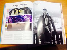 Lorenz Bach Collection in WE AR magazine