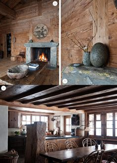 Home Tour: Swiss Chalet Chalet Design, Chalet Chic, Chalet Style, Foyers, Chalet Interior, Interior Design, Swiss House, Swiss Chalet, Swiss Alps