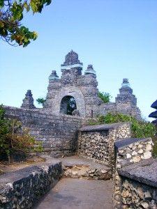 A Visit to Bali's Pura Uluwatu Temple