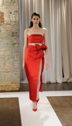The Best Looks from New York Fall 2015 Fashion Week KATIE ERMILIO