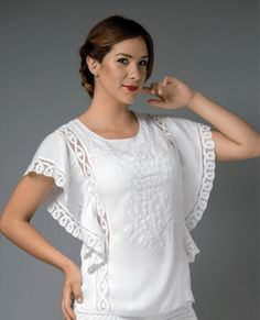 Ref 01/691 Summer Beach, Tunic Tops, Sewing, Hair, Clothes, Dresses, Women, Style, Fashion