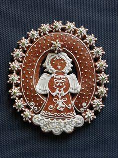 Další z kolekce andílků v kroužku