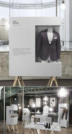 Nordiska Museet, Stockholm. Modern day 'Dandy'. Creative curation was brought…