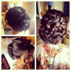 www.behindtheveilbeauty.com   #updos #hair #hairstyles