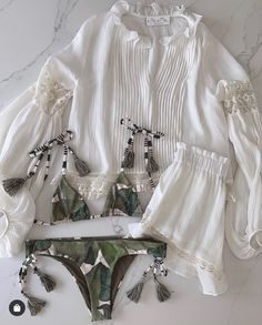 Tori Praver, Designer Swimwear, Resort Wear, Latest Trends, Bell Sleeve Top, Ruffle Blouse, Fashion Outfits, Pretty, Clothes