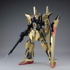 HGUC 1/144 MSN-001 Delta Gundam - Painted Build