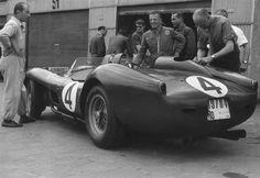 1958, Ferrari 250 TR s/n 0704TR, Nürburgring