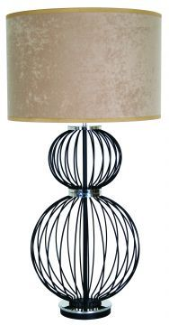 Metal wire table lamp base wire center wire details of ne539 part of northern lights wired table lamp rh pinterest com antique table lamps jamie young table lamps keyboard keysfo Choice Image