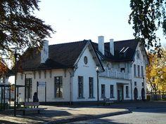 Monumentera - Locatie - Station Meerssen