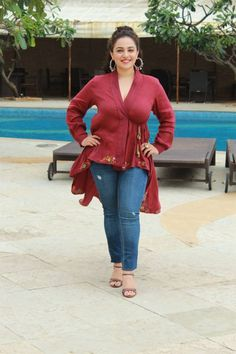 Indian Actress Nithya Menon at Mission Mangal Movie Promotions - TOLLYWOOD STARS  IMAGES, GIF, ANIMATED GIF, WALLPAPER, STICKER FOR WHATSAPP & FACEBOOK