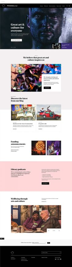 ToyFight® an agency specializing in Experience Design. Web Design, Design Art, Design Ideas, Web Layout, Layout Design, Well Designed Websites, Branding, Art And Technology, User Interface