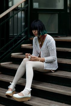 Mad love for anything from The Sartorialist, as always!