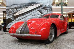 Alfa Romeo 8C 2,9A 1936