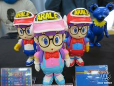 Arale toy from Dune brand
