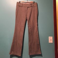 """⭐️⭐️great pair of work dress pants Gray straight legged dress pants, perfect for the office. Inseam is 32"""". Great condition only worn a couple times... I've lost weight and they don't fit my anymore so they need a new forever home.  Stoosh Pants Straight Leg"""