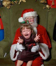 <b>Être Père Noël, c'est pas facile tous les jours.</b>