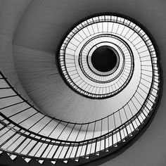 spiral stair one square by ~mtribal on deviantART
