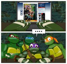by JO-Bac on deviantART Ninja Turtles Art, Teenage Mutant Ninja Turtles, Teenage Turtles, Turtles Forever, Tmnt Comics, Tmnt 2012, Dc Movies, Cartoon Shows, Cute Art