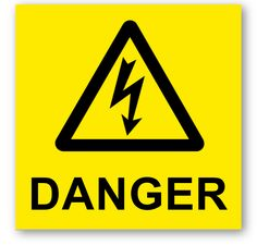 Basic Danger signs - Google Search
