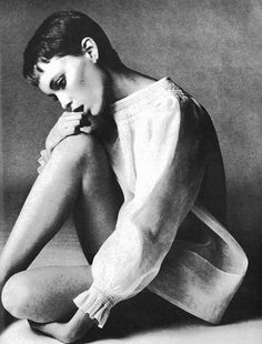Mia Farrow, 1960s. Richard Avedon More Pins Like This From FOSTERGINGER @ Pinterest