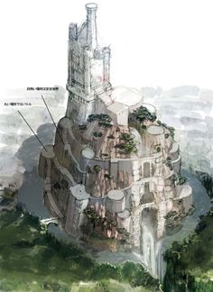 Ancient Ruins Trial from Final Fantasy XIV: A Realm Reborn