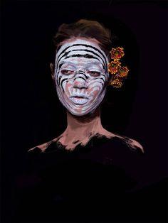 #FelipeBedoya #Art #Paint #Portrait