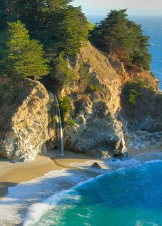 Big Sur, California - Click image to find more Travel Pinterest pins