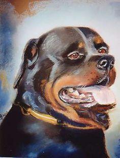 FIGURATIEF: een beeld met een herkenbare voorstelling. Je ziet gelijk dat het een hond is.