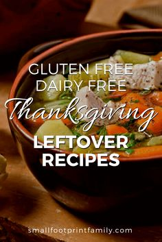 In the spirit of not wasting food during this season of gratitude, here are two easy and delicious recipes for Thanksgiving leftovers.