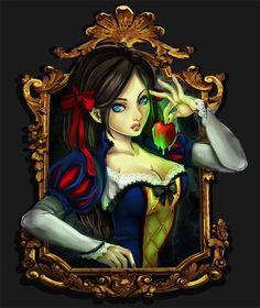 Snow White by yaminolady