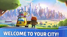 City Mania Kids Building Game - Kids Games TV