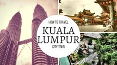 VLOG MALAYSIA : KUALA LUMPUR CITY TOUR   TWIN TOWERS TEMPLE & CHINESE MALAY CULTURE Part1 ----- To travel vlog in Malaysia Kuala Lumpur is very pleasant. People are nice and polite the city is clean and the skyline is quite impressive. Being a tourist there is simply awesome!   Among the many tourist places to see and experience in this city you will guaranteed see the Petronas Twin Towers. They go 458 meters up in the sky and are the tallest twin towers in the world.  Malaysian culture is…