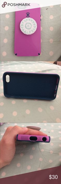 coque popsocket iphone 7