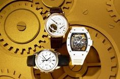 Winders' Keepers: Mechanical Watches