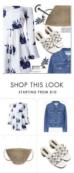 """""""Under $100: Summer Dresses"""" by fshionme ❤ liked on Polyvore featuring MANGO and under100"""