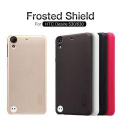 Nillkin for HTC Desire 530 case Frosted Shield case for HTC Desire 630 phone cases for HTC 530 630 + free protective film
