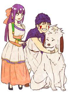 Naruto - Kiba Inuzuka x Hinata Hyuuga - KibaHina