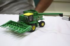 1/64 scratch built John Deere 8820 Turbo