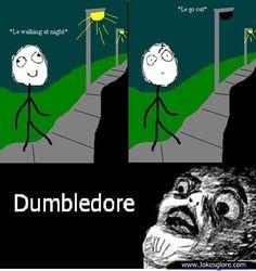 Dumbledore. (anna 2)