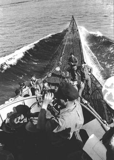 The First Happy Time's German U-boat Aces in 16 Images: http://ww2live.com/en/content/world-war-2-first-happy-times-german-u-boat-aces-16-images