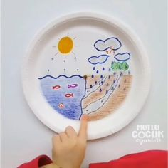 Science Activities For Kids, Science Experiments Kids, Earth Craft, First Grade Science, First Day School, Professor, Ballerina Party, Water Cycle, Art Drawings For Kids