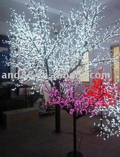 Outdoor LED Christmas Lights / LED Tree Light / LED chreey light $800~$1350