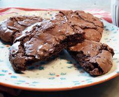 Biscottoni al cioccolato fondente