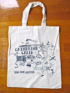 custom wedding welcome bag