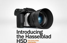 H5D the new digital photography...