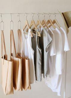 Leather, Linen + Texture