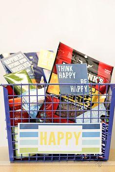 happy hubby basket