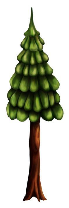 Trees tall. Best tree clipart